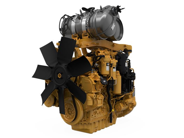 Cat®-C7.1 ACERT™ Diesel Engine