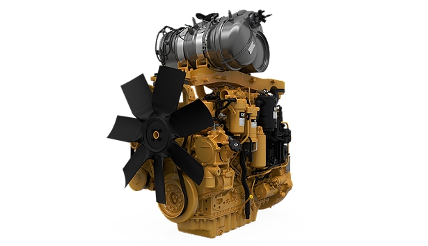 C7.1 Tier 4 Diesel Engines - Highly Regulated