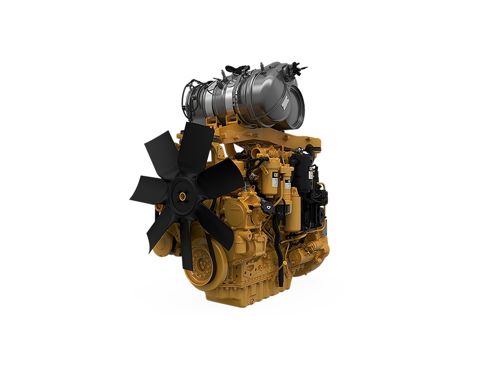 C7.1 Tier 4 Diesel Engines - Highly Regulated