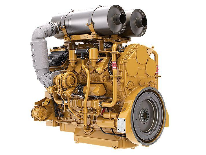 C32 Tier 4 Diesel Engines – Highly Regulated