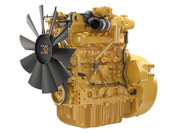 C3.6 Tier 4 Diesel Engines – Highly Regulated
