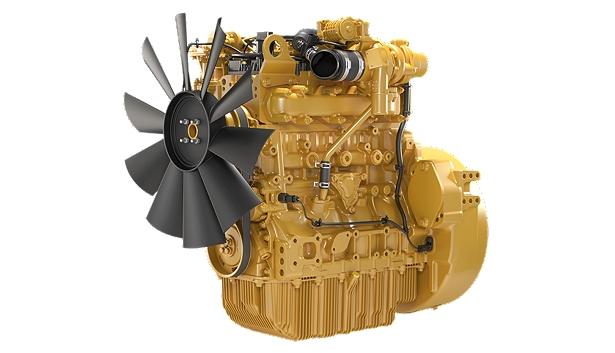 C3.6 Tier 4 Diesel Engines - Highly Regulated