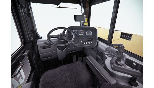 OPERATOR COMFORT AND CONTROL