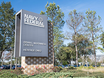 Navy Credit
