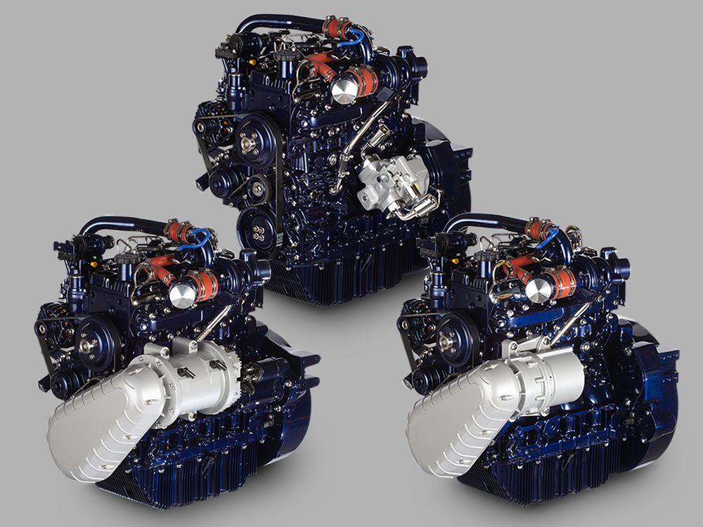 在 CONEXPO-CON/AGG 2020 上,Perkins 将于美国首次推出新型混合动力发动机技术。