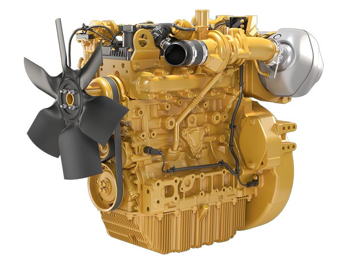 C2.8 Tier 4 Diesel Engines - Highly Regulated>