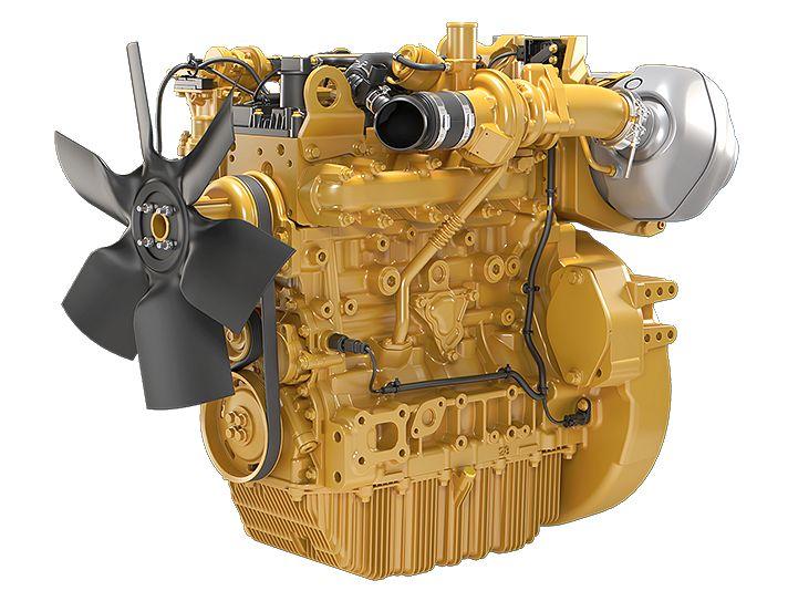 C2.8 Tier 4 Diesel Engines – Highly Regulated