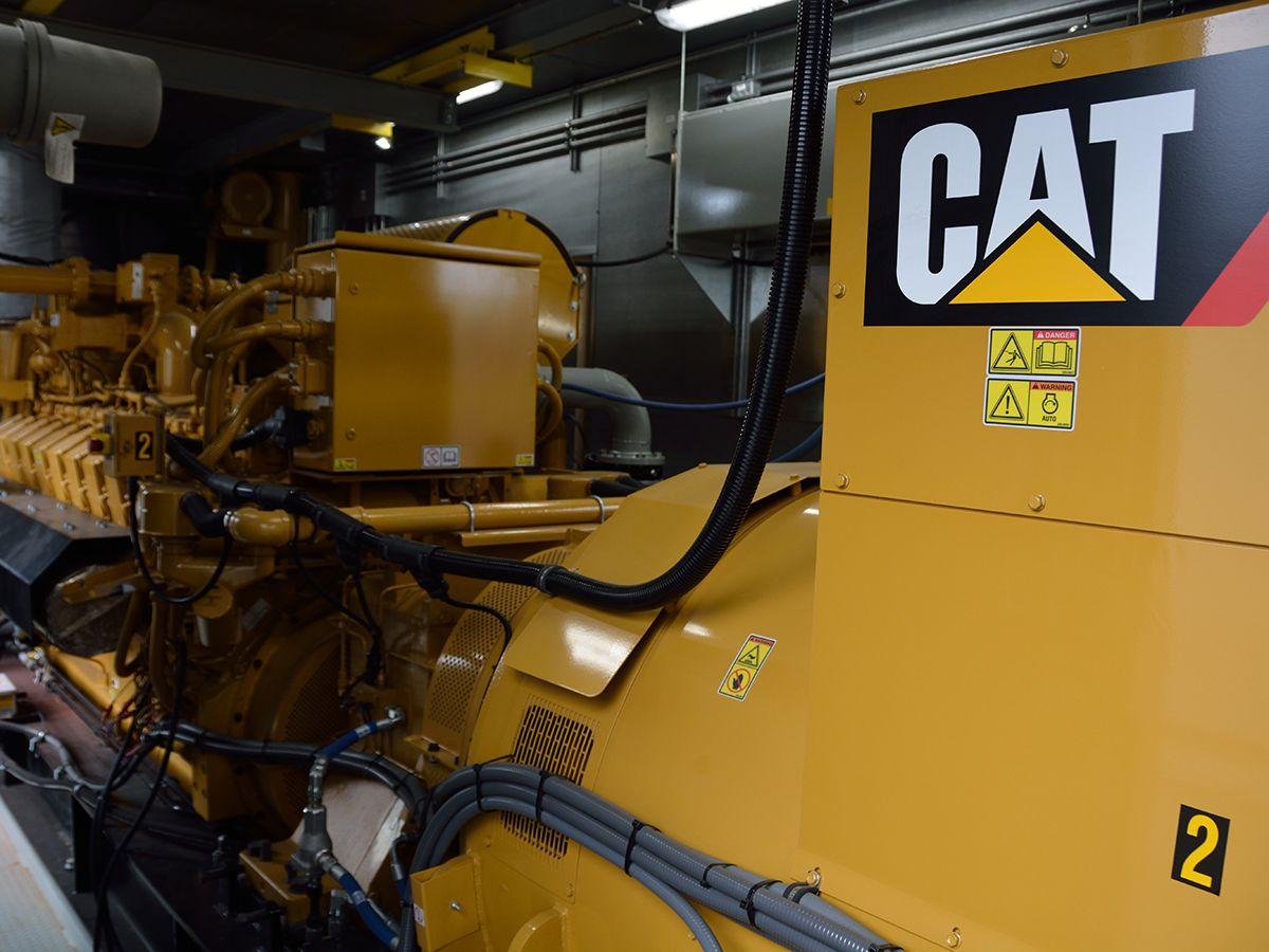 Managing Peak Demand With Cat® Generators