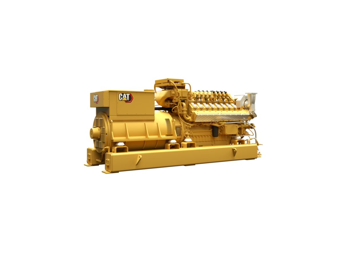 CG132B-16  Gas Generator Sets>