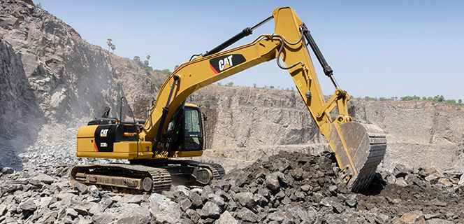 Next-generation Cat excavators take advantage of the latest advances in equipment design, engineering and technology.