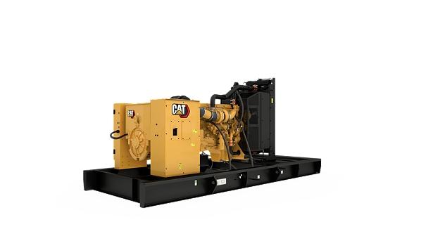 C13 Diesel Generator Front Right