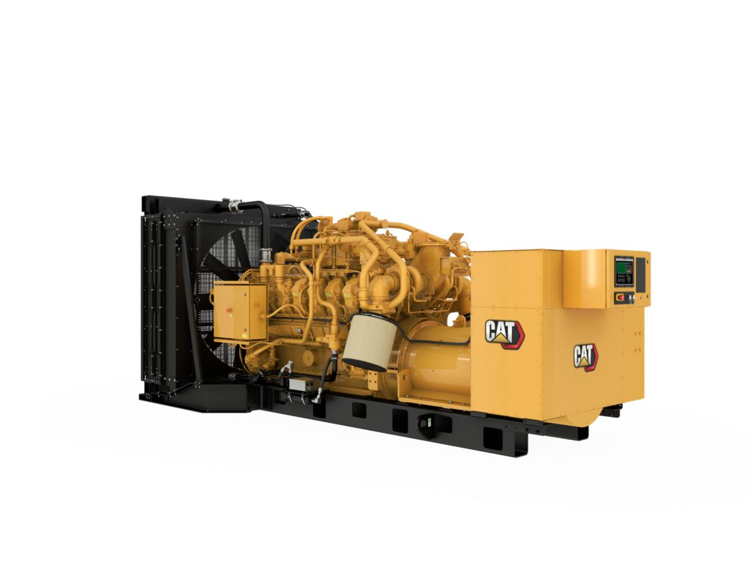 G3512 Gas Generator Set>