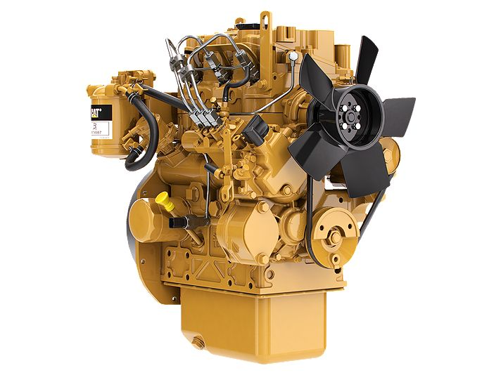 C1.1 Tier 4 Diesel Engines – Highly Regulated