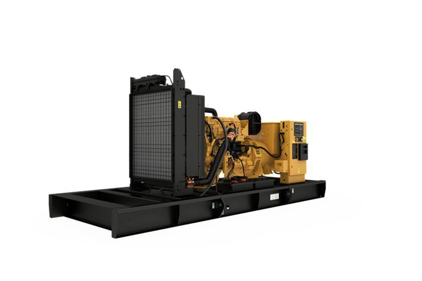 C13 NACD Diesel Generator Set Top