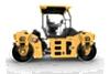 CB7 Tandem Vibratory Roller
