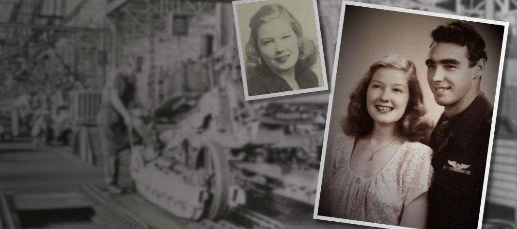 The Story of Patricia Manning Who Worked Second Shift in 1944