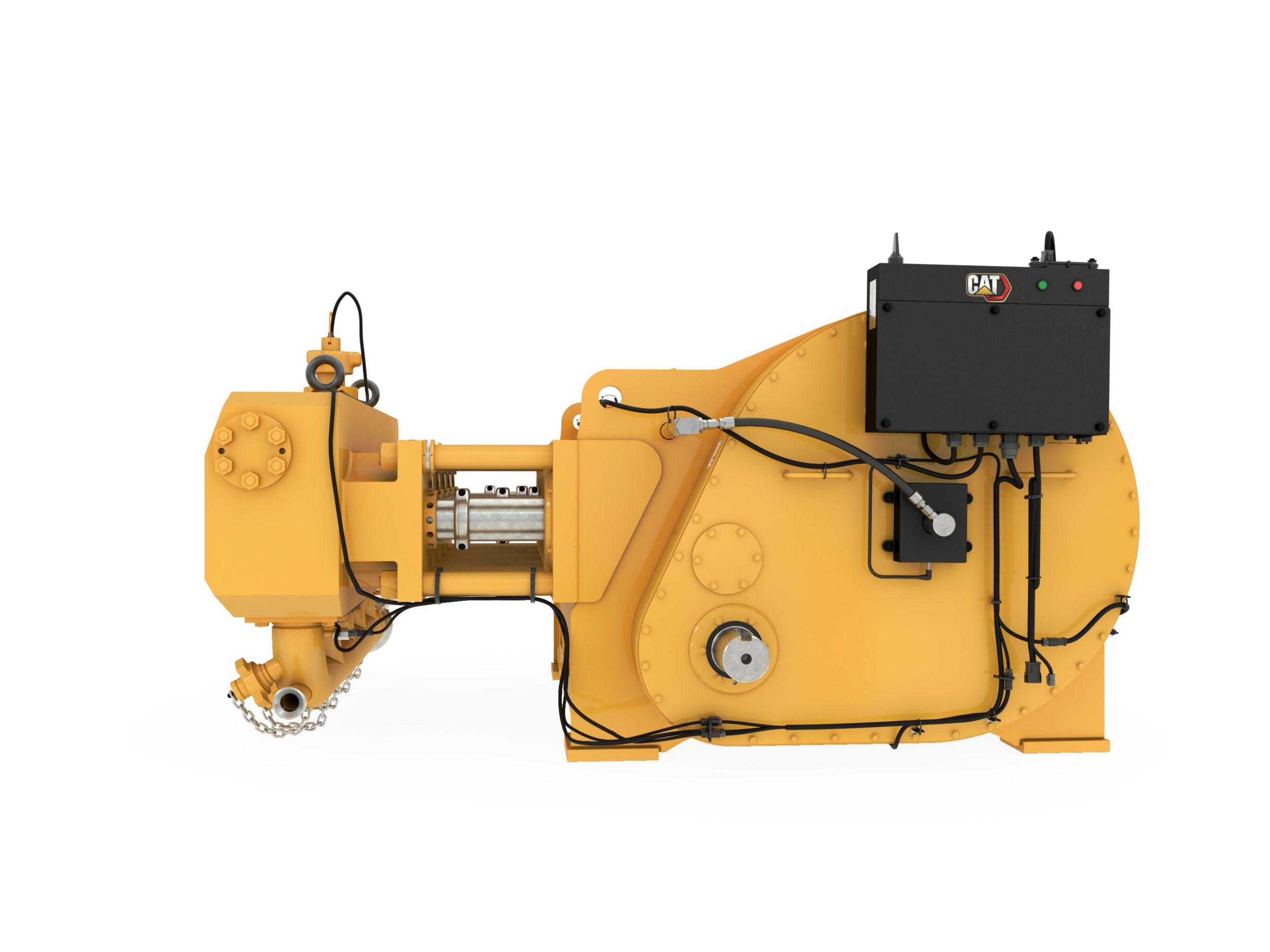 New Caterpillar Well Service Pumps
