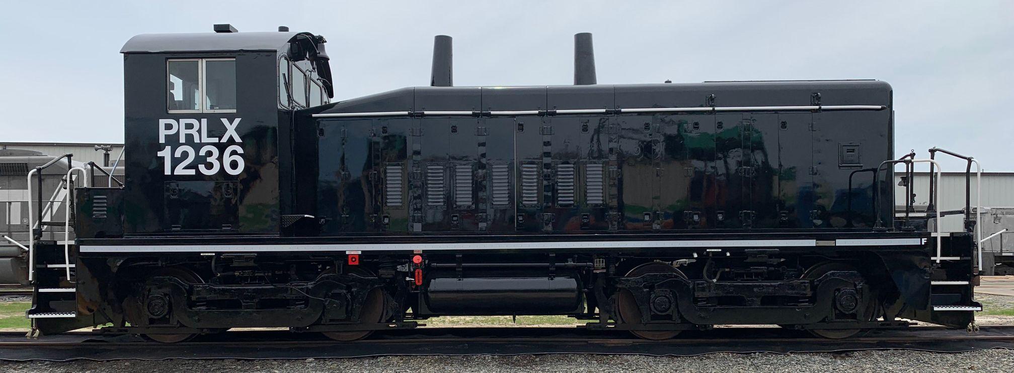 Locomotive Leasing