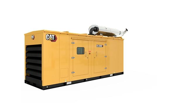 C13 Diesel Generator Enclosure