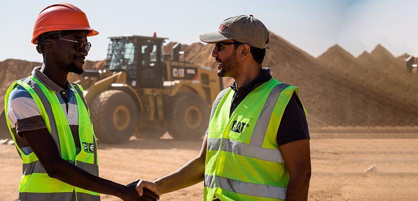 تواصل من الوكيل المحلي للحصول على معدات البناء المناسبة