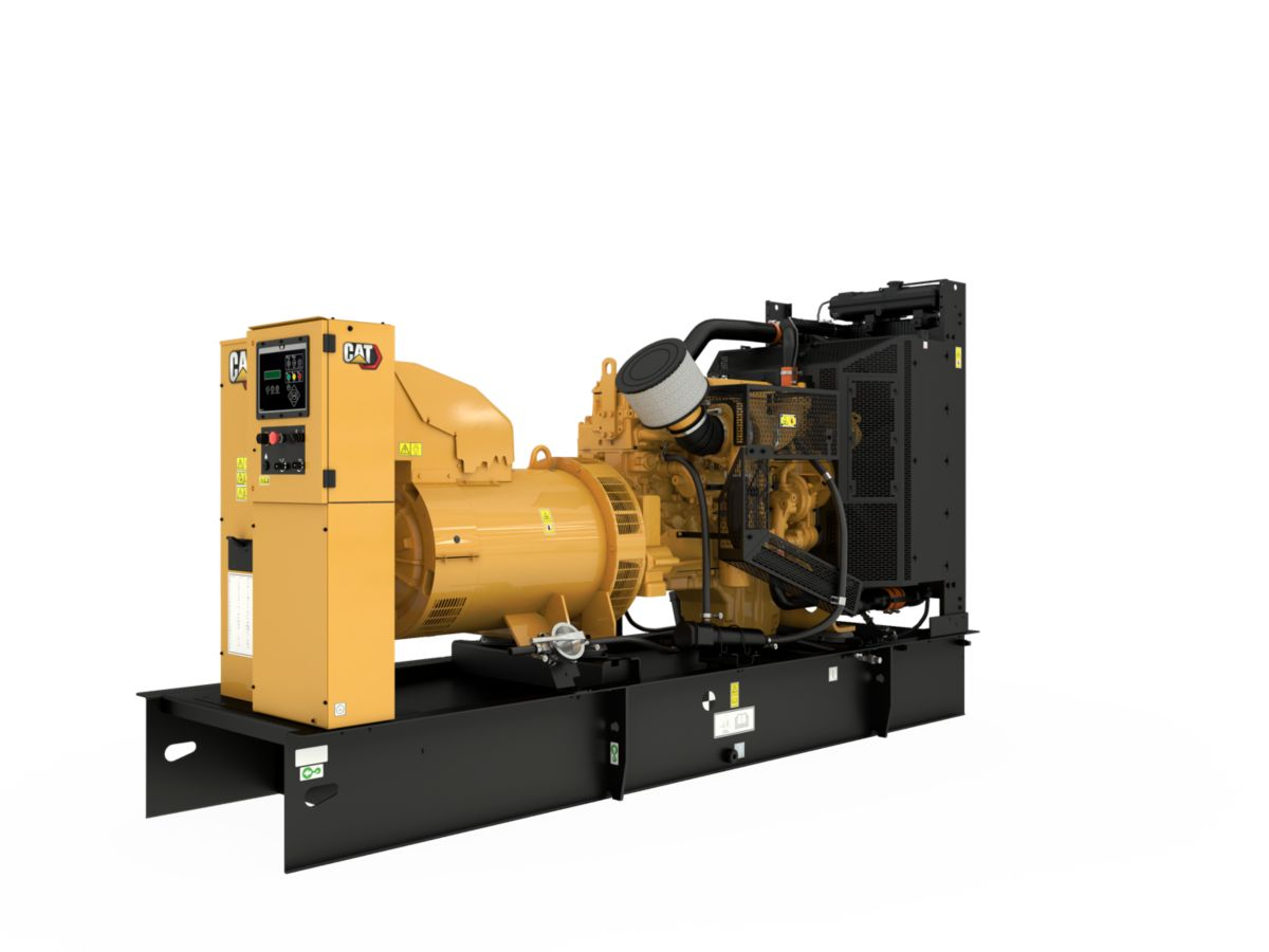 product-C13 Diesel Generator Rear Right