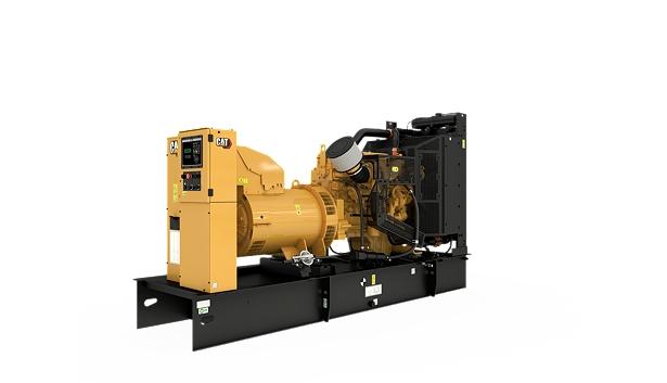 C13 Diesel Generator Rear Right