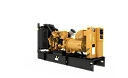C13 Diesel Generator Rear Left