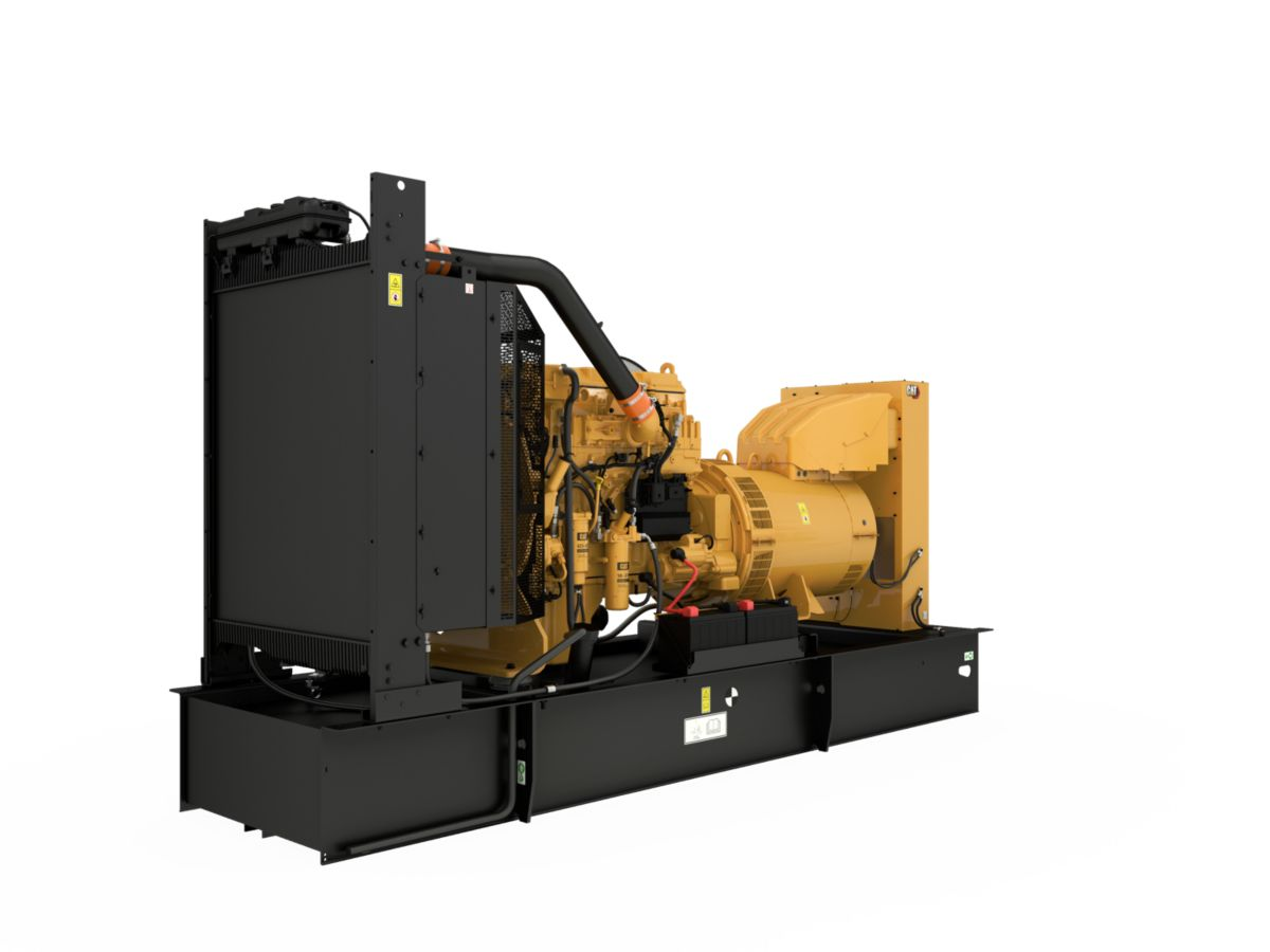 product-C13 Diesel Generator Front Right