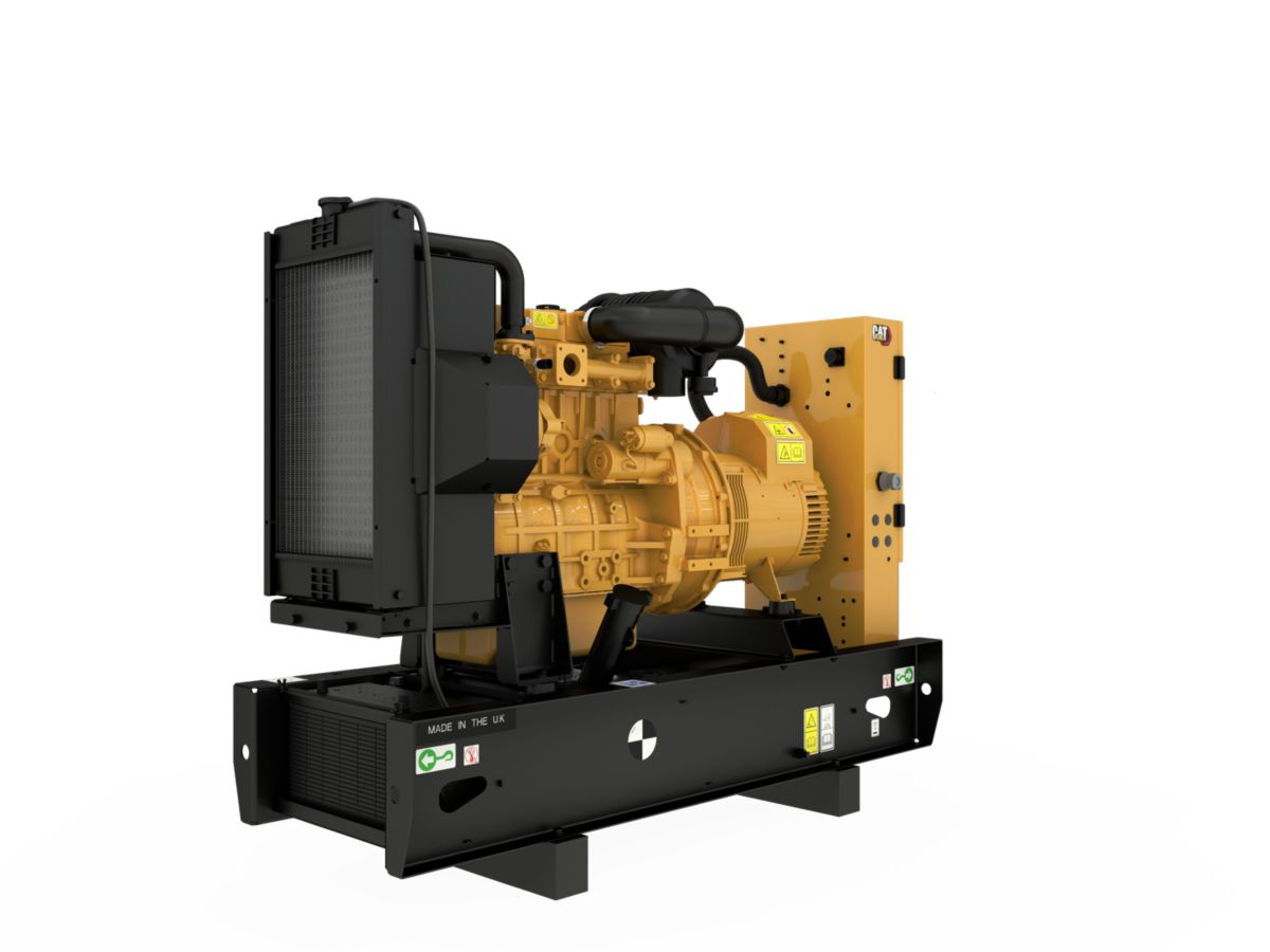product-C2.2  Generator Set Front Left