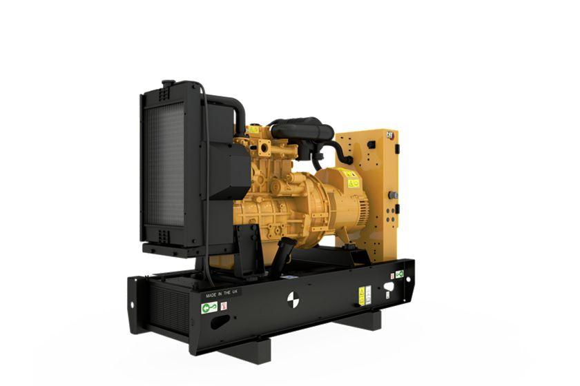 C1.5 Generator Set Front Left