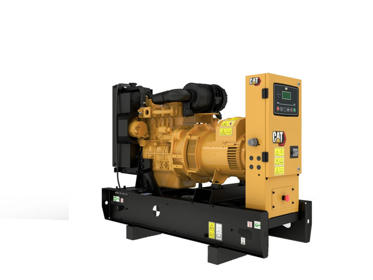 product-C2.2  Generator Set Rear Left