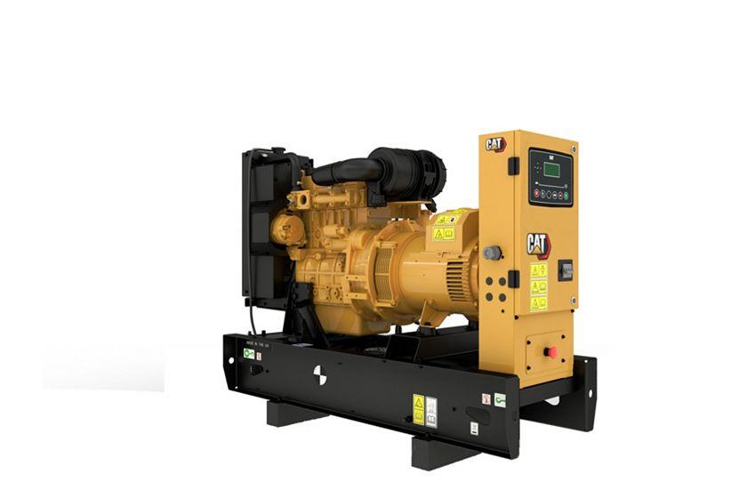 C1.5 Generator Set Rear Left