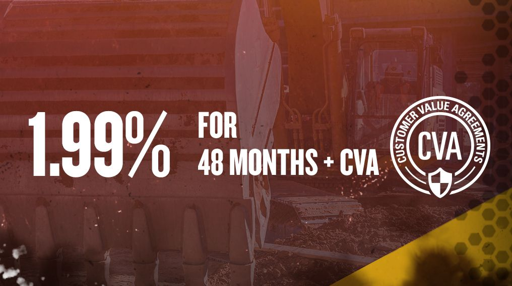 1.99% for 48 Months + CVA