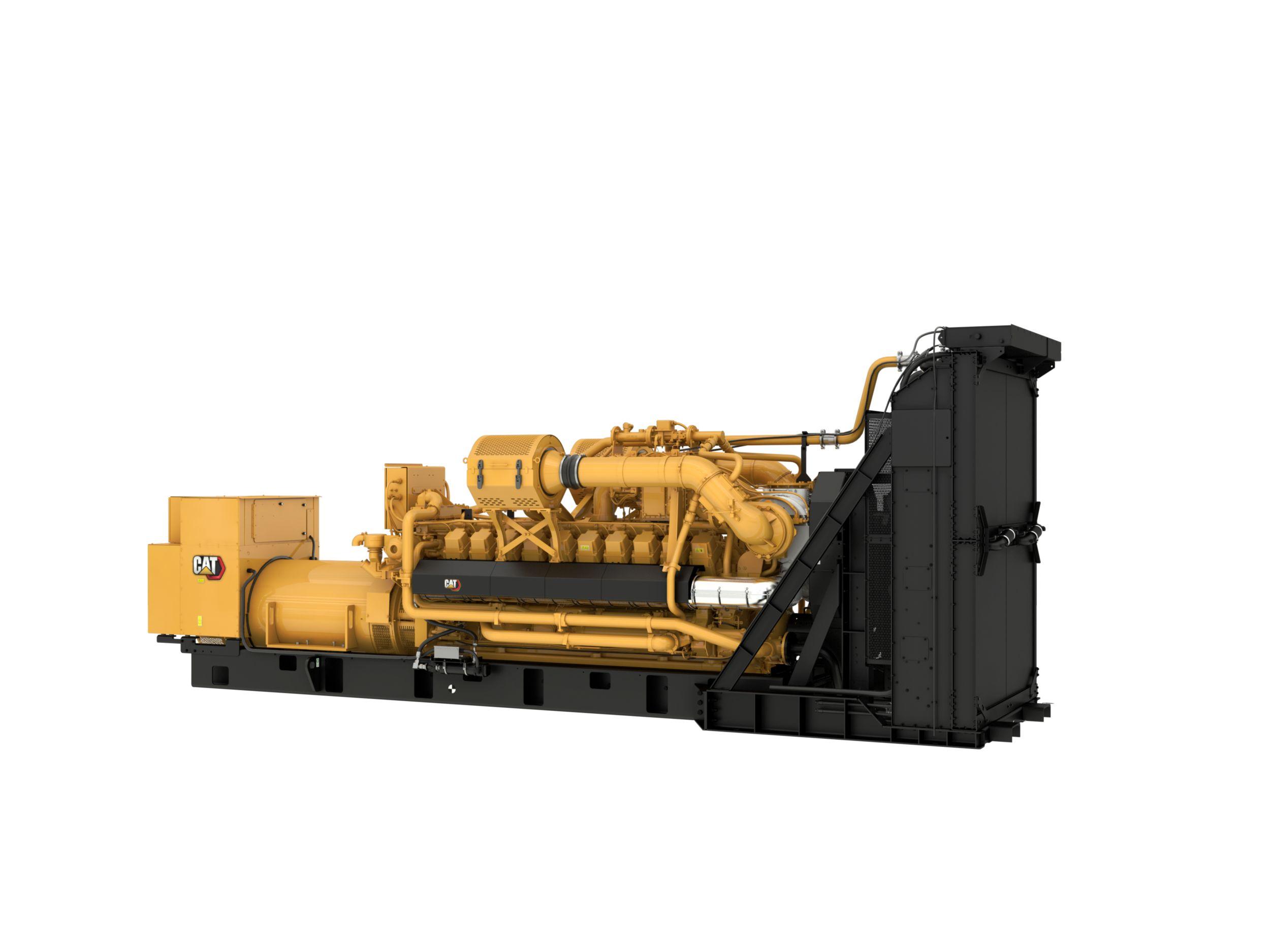 G3520 Gas Generator Set>