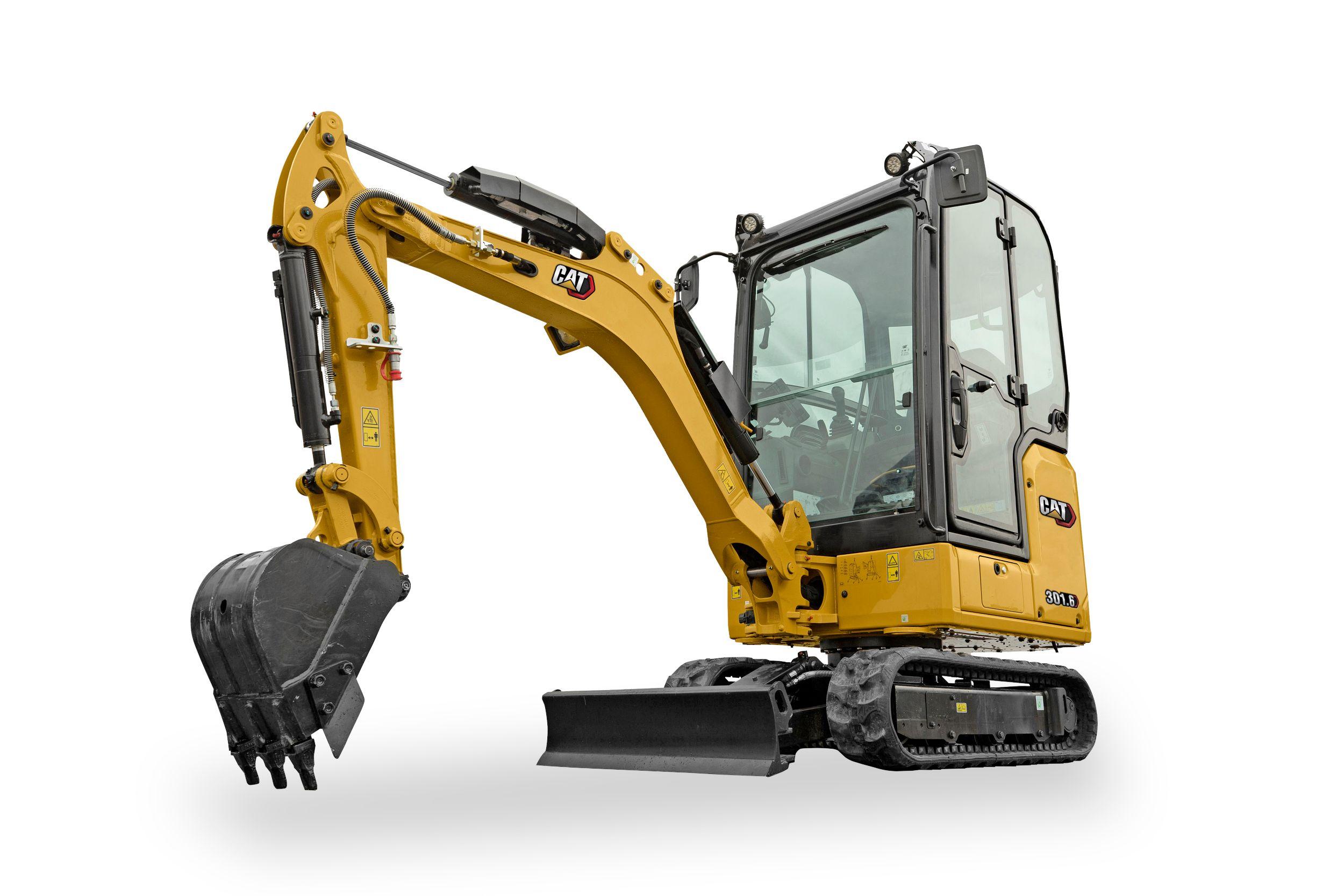 301.6 Mini Hydraulic Excavator