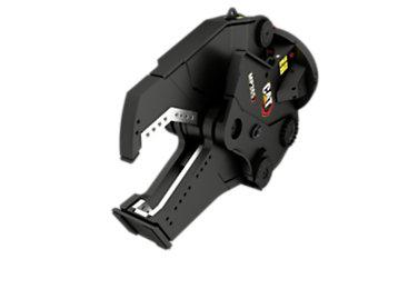 Foto del MP365 con mandíbulas de corte