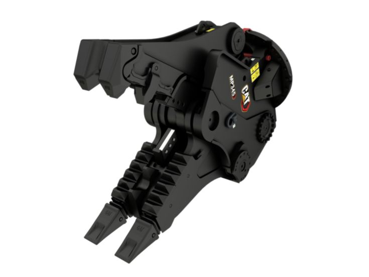 Augers - MP345 Pulverizer Jaw