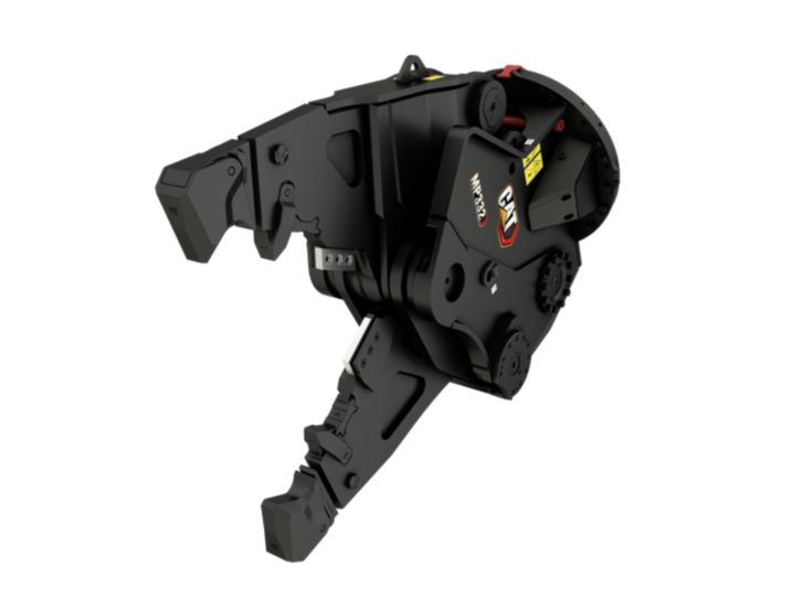 Augers - MP332 Demolition Jaw