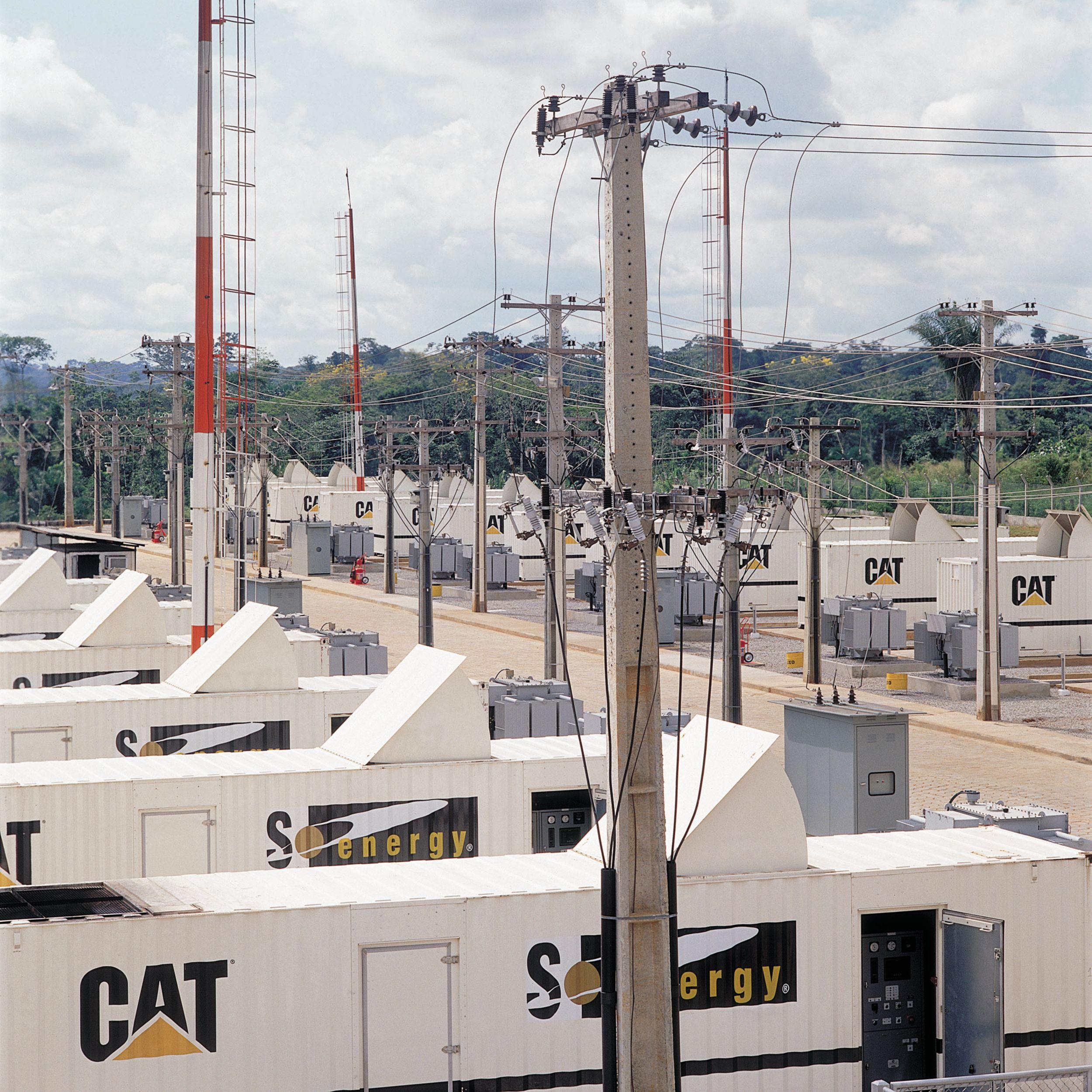Brazil Power Shortage