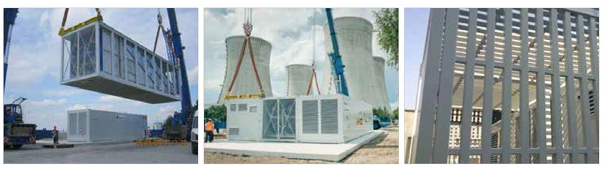 Modular Emergency Power Source
