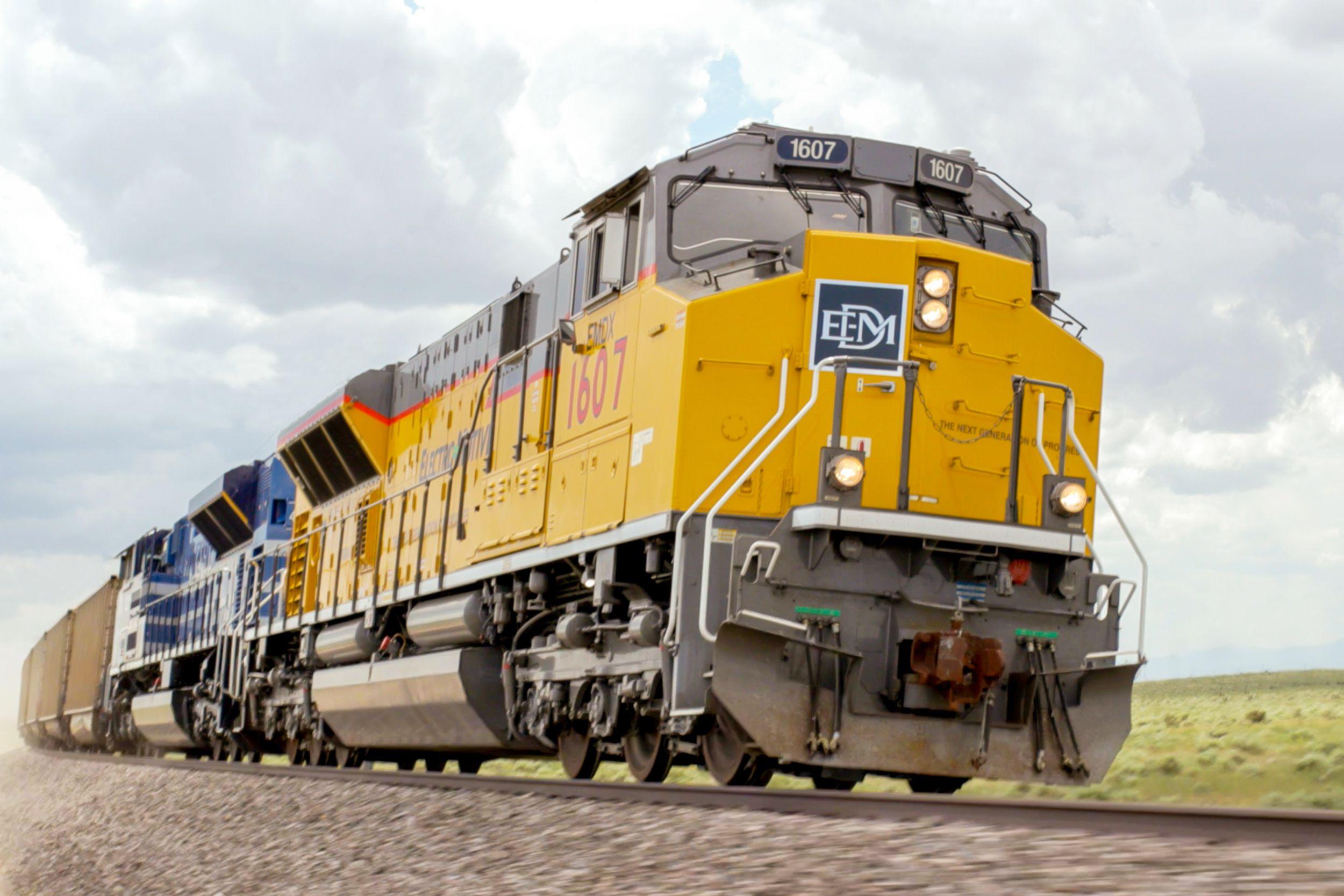 EMD®Freight Locomotives