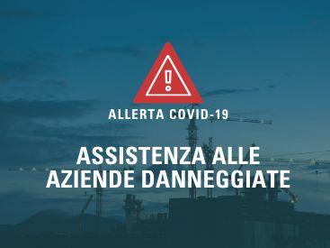 Allerta COVID-19: Assistenza alle aziende danneggiate