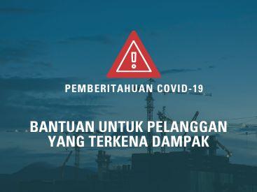 COVID-19 | Bantuan Virus Corona