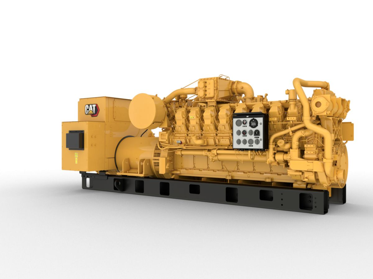 product-G3516A  Gas Generator Sets