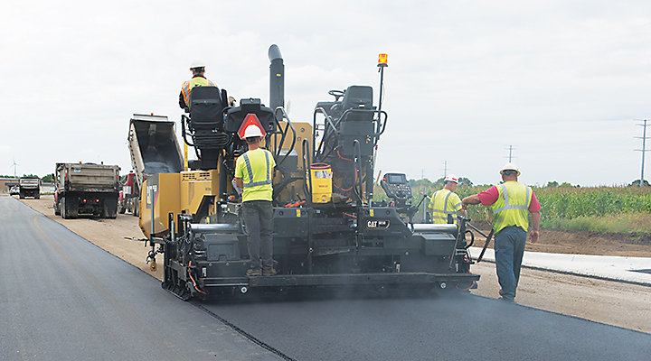 Paving Industry