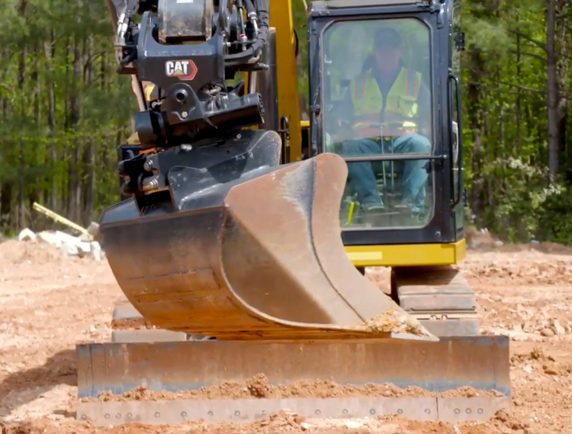 Next Generation Mini Excavators are TRS Ready