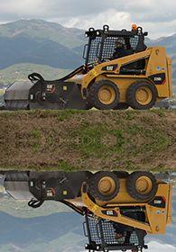 MINICARREGADEIRAS. Caterpillar, máquinas, tecnologia, especialistas