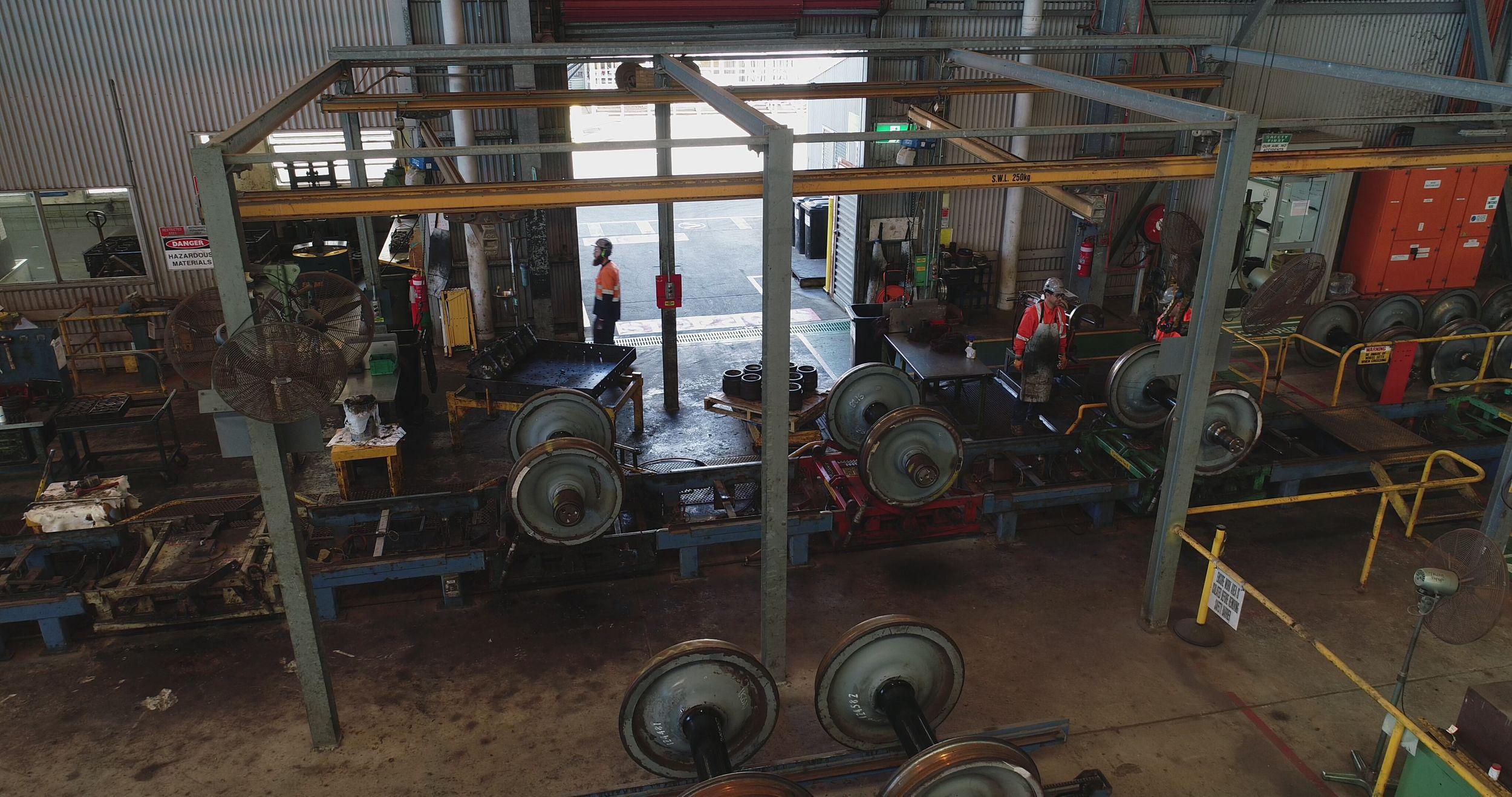 Wheel Repair, Redbank, Australia