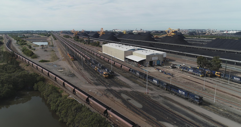 Locomotive Maintenance Facility