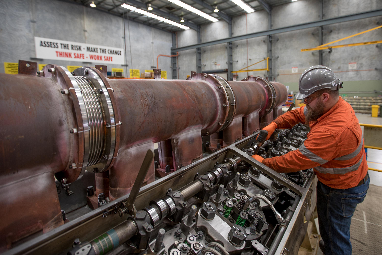 EMD Engine Repair, Diesel Engine Remanufacturing